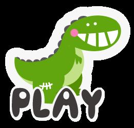 快逃吧!小恐龍